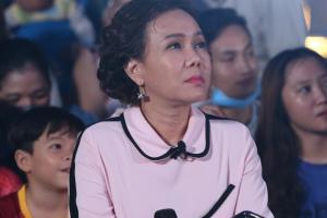Việt Hương nói rõ lời đồn quyên góp, liên quan nhóm mai táng 0 đồng