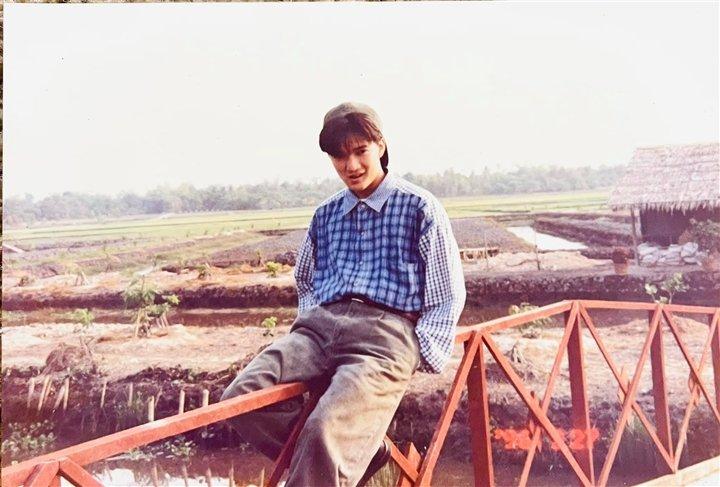 Đàm Vĩnh Hưng lần đầu công bố những hình ảnh cực 'chất chơi' chụp từ 30 năm trước